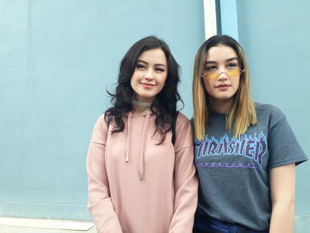 Kimberly dan Natasha Ryder