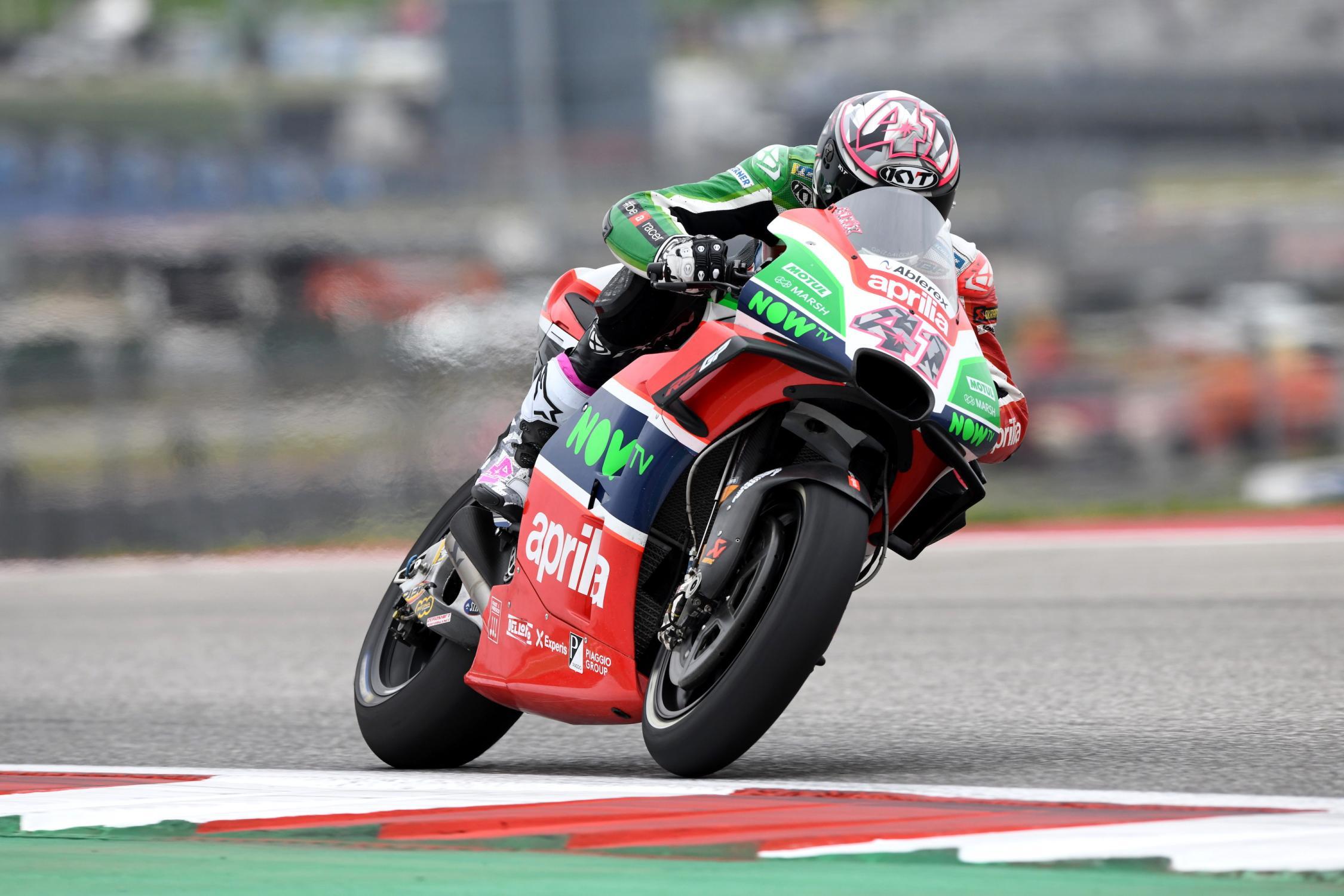 Aleix Espargaro (Foto: Laman Resmi MotoGP)