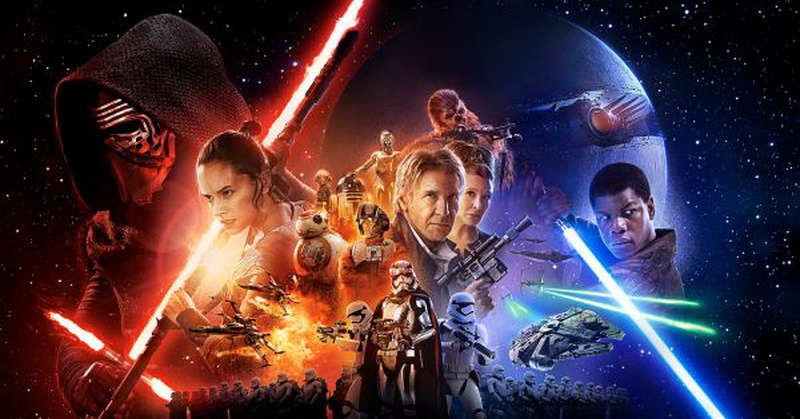 Film Star Wars. (Foto: Ist)