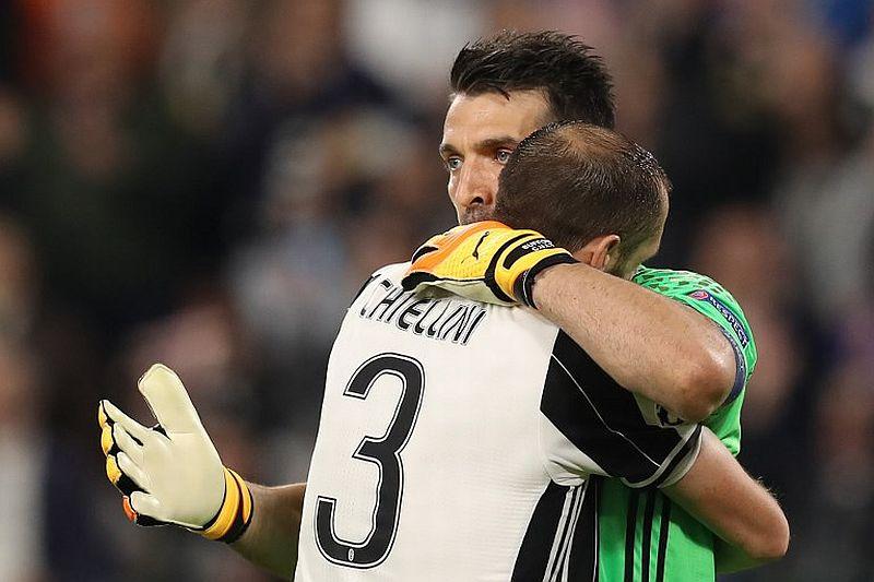 Chiellini dan Buffon