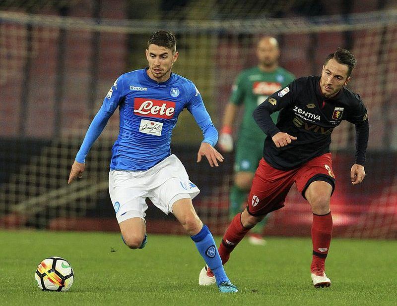 Jorginho vs Genoa