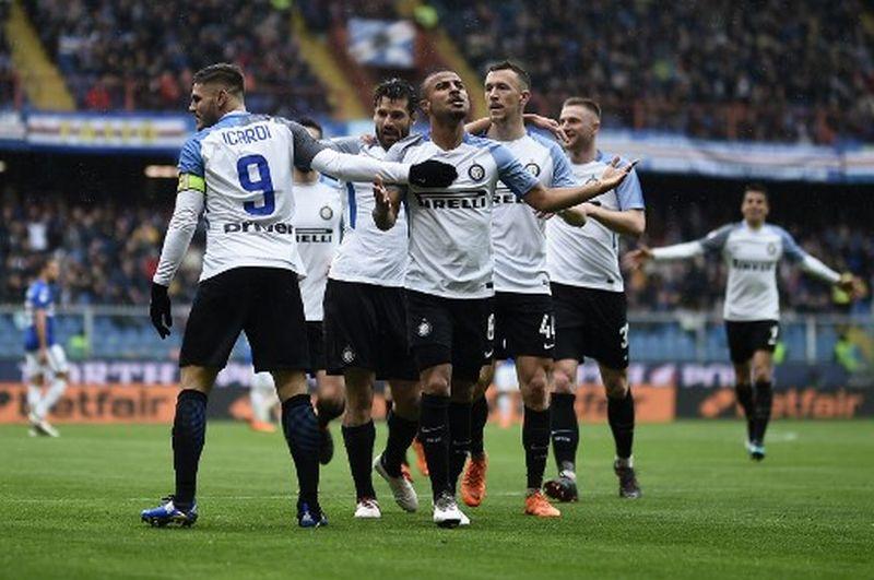 Inter Milan Selebrasi