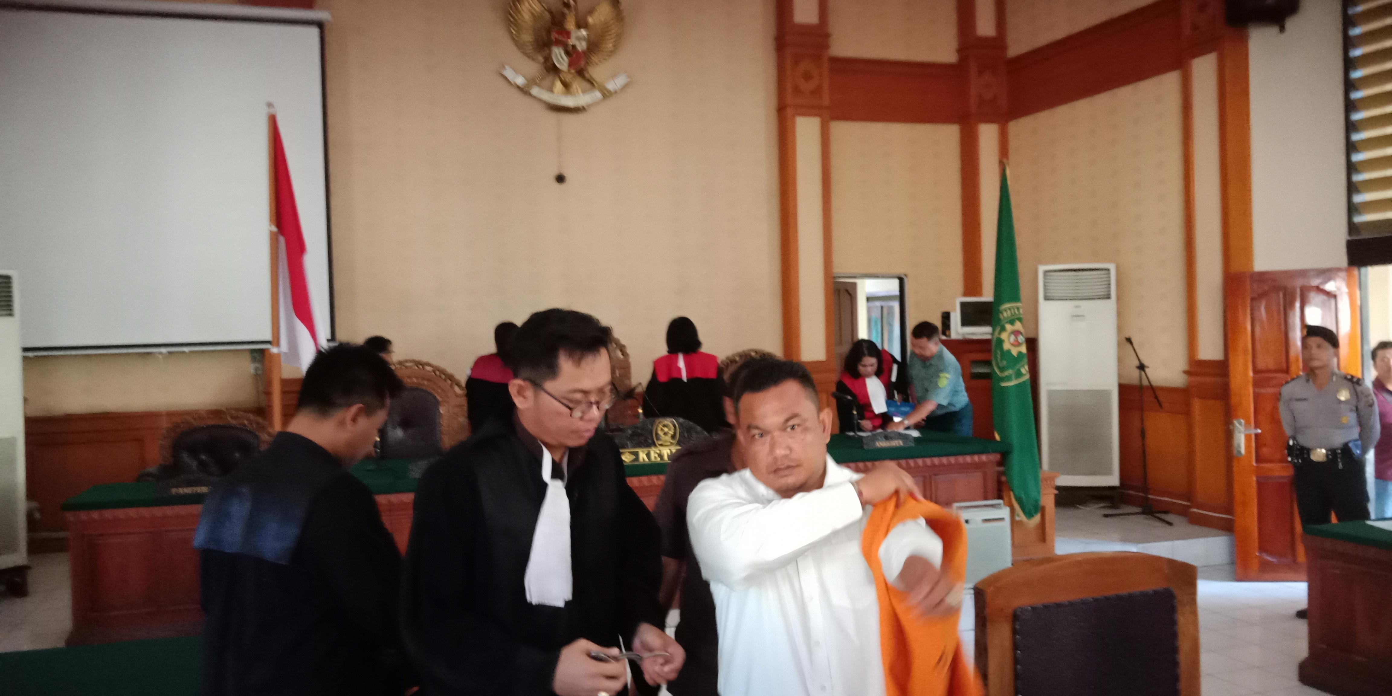 Mantan Wakil Ketua DPRD Bali Gede Jero Komang