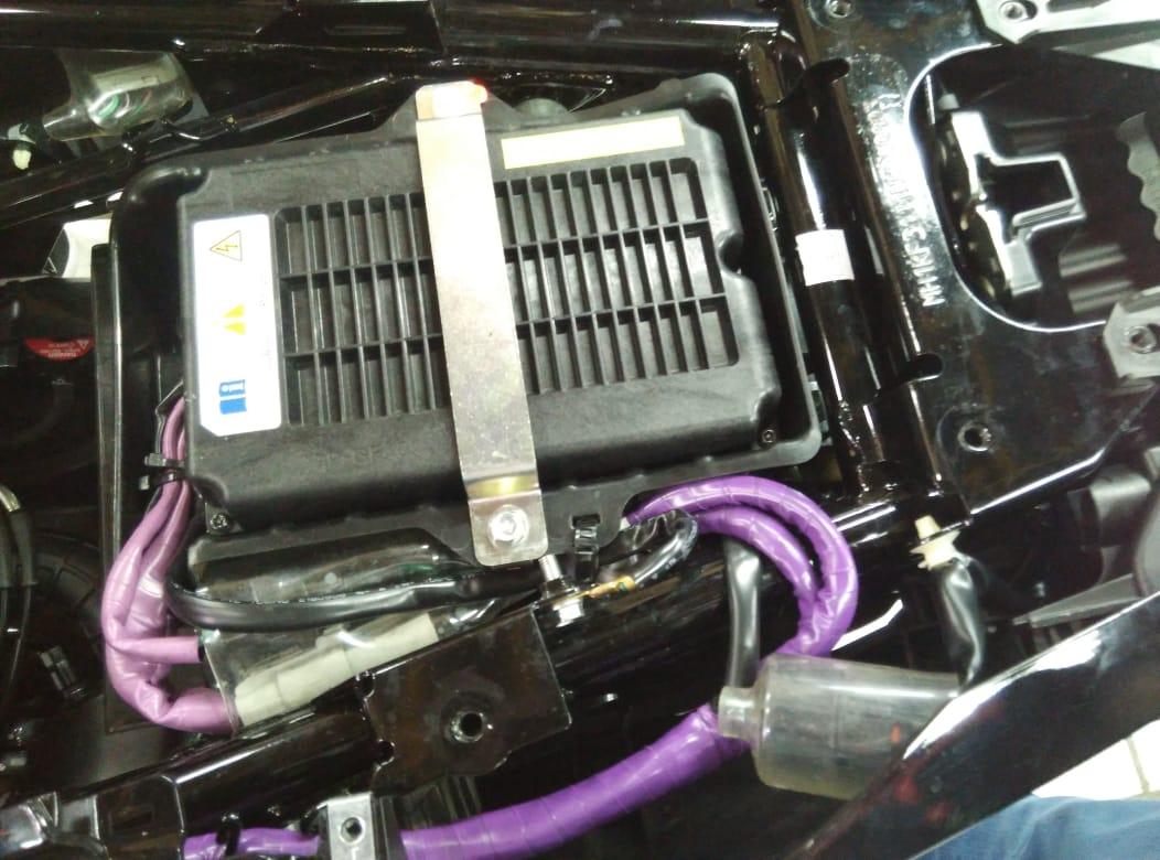PCX Hybrid