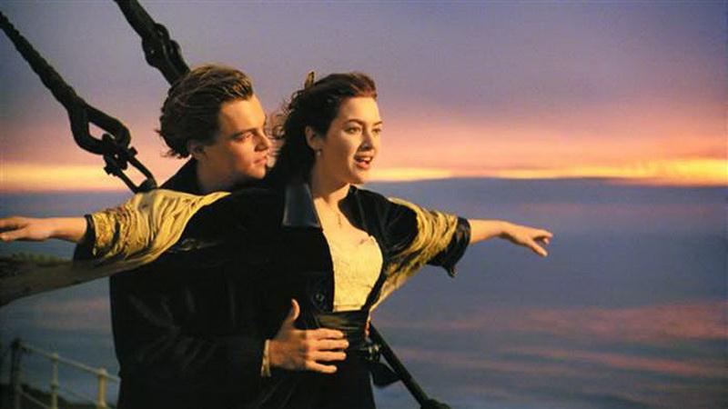 Film Titanic. (Today)