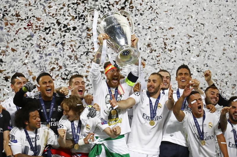 Real Madrid Juara
