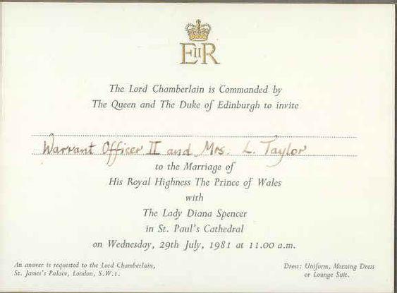 Simpel Dan Berkelas Ini Ragam Bentuk Undangan Royal Wedding Inggris Monaco Hingga Swedia Okezone Lifestyle