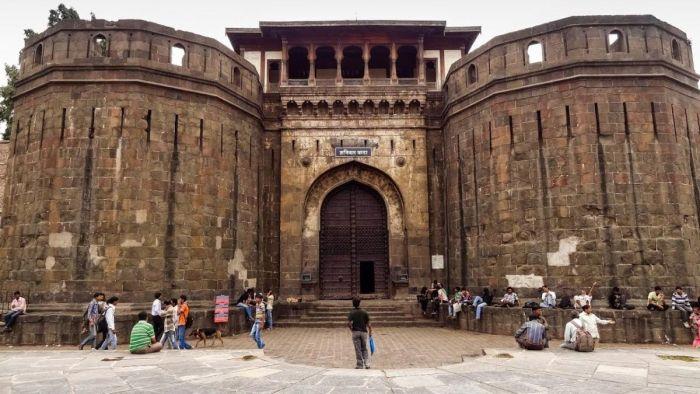 The Shaniwarwada Fort