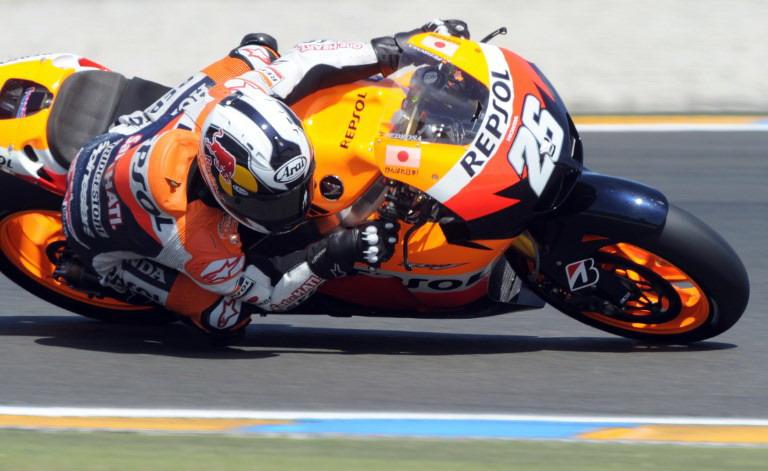 Dani Pedrosa (Foto: AFP)