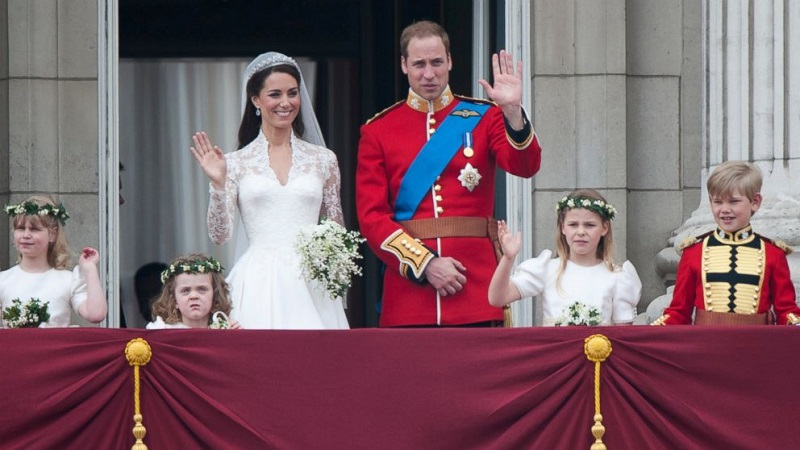 Pangeran William dan kate