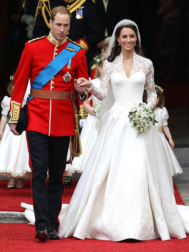 8 Gaun Pengantin Royal Wedding Termahal Punya Kate Middleton Salah