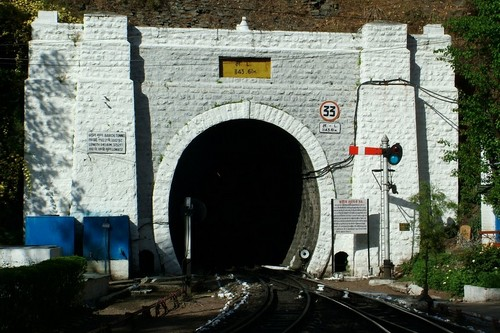 Tunnel no 33 (Wonderslist)
