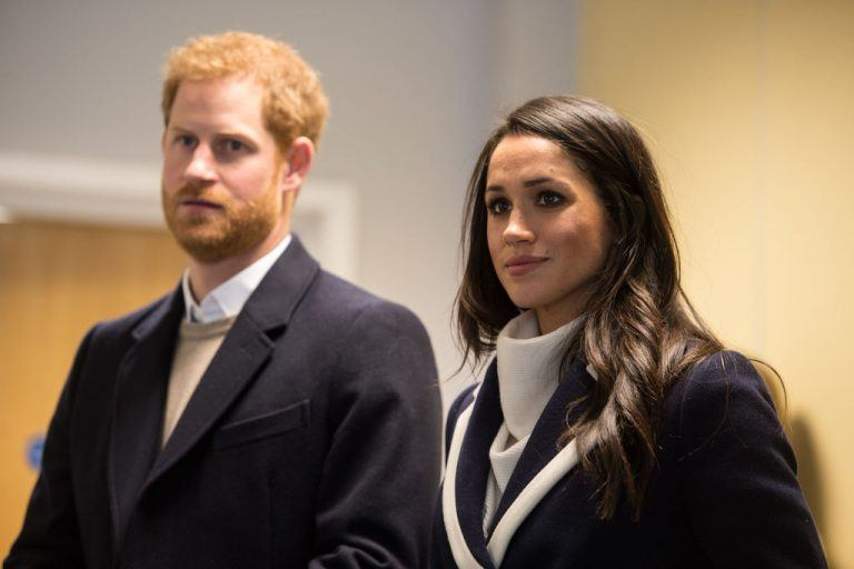 Pangeran Harry dan Merghan Markle (Reuters)