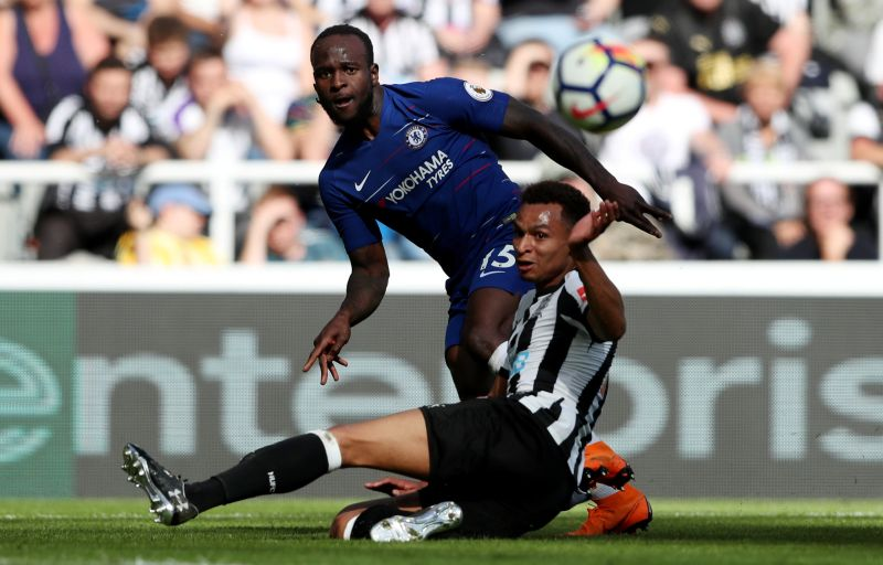 Newcastle United vs Chelsea (Foto: Reuters)
