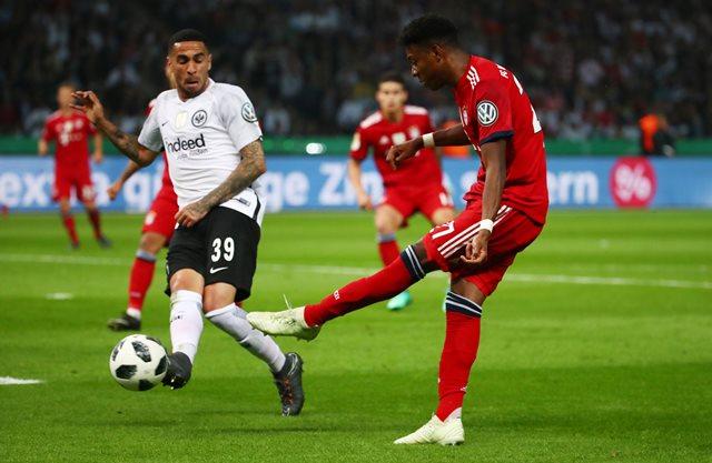 Bayern vs Frankfurt