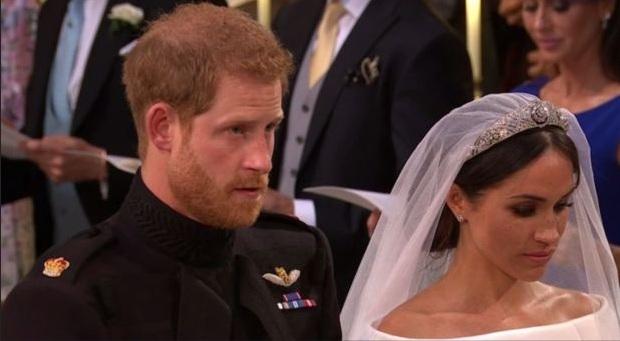 Pangeran Harry dan Meghan Markle (Metro.uk)