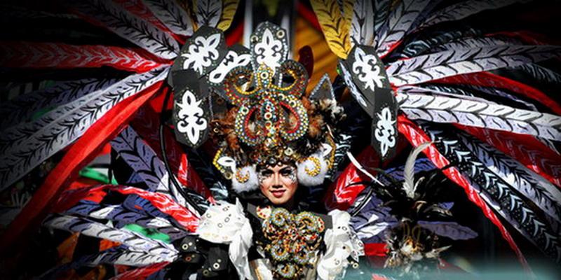 Jember Fashion Carnaval (Ilusrasi JFC)