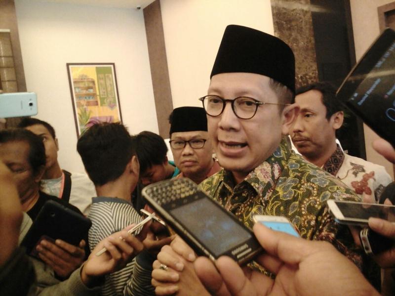 Lukman Hakim. Foto: Okezone