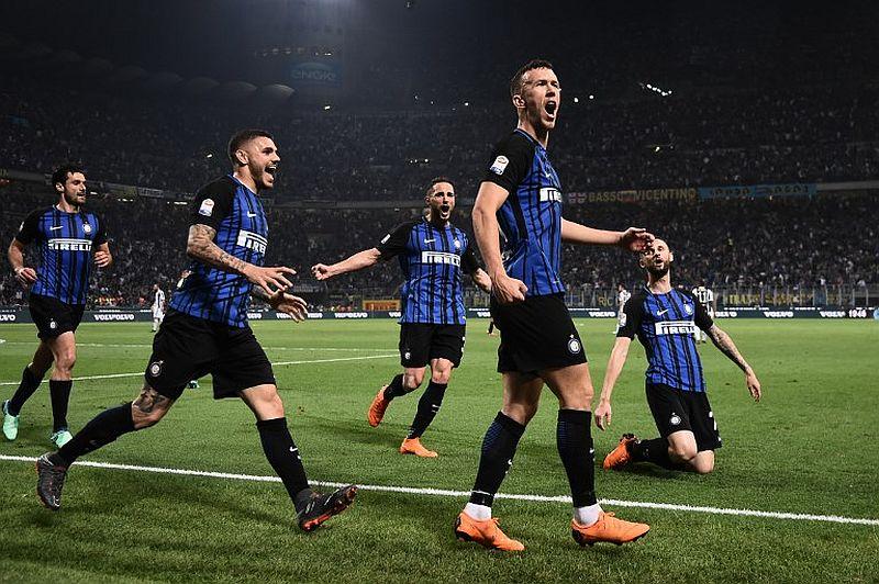 Inter Milan (Foto: AFP)