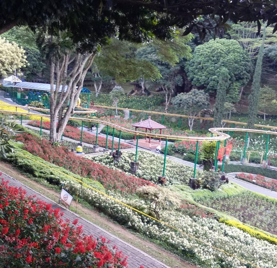 Wisata Selecta Batu Malang: 5 Destinasi Wisata Bertema Taman Bunga Yang Menarik Untuk