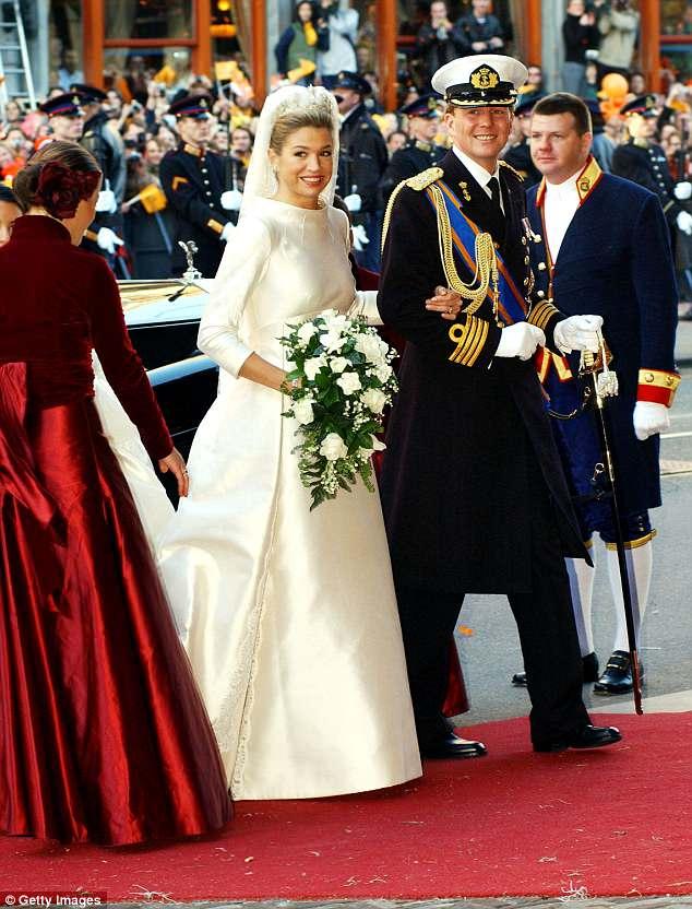 Ratu Maxima (Daily Mail)