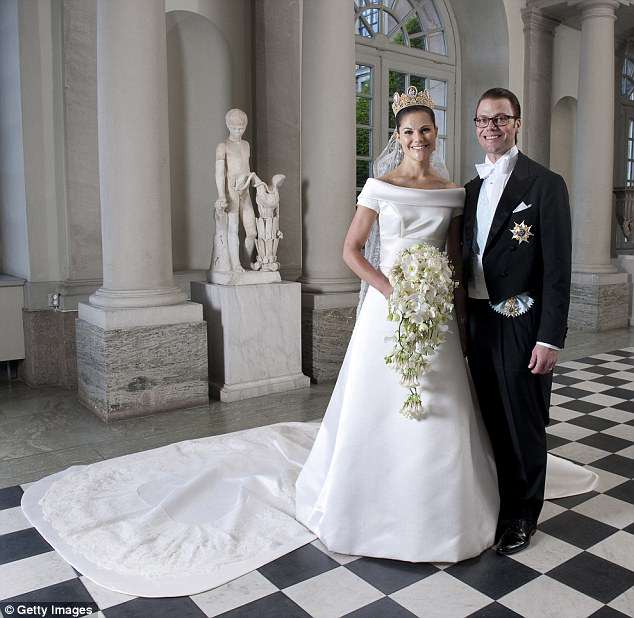 Putri Mahkota Victoria dari Swedia (daily mail)