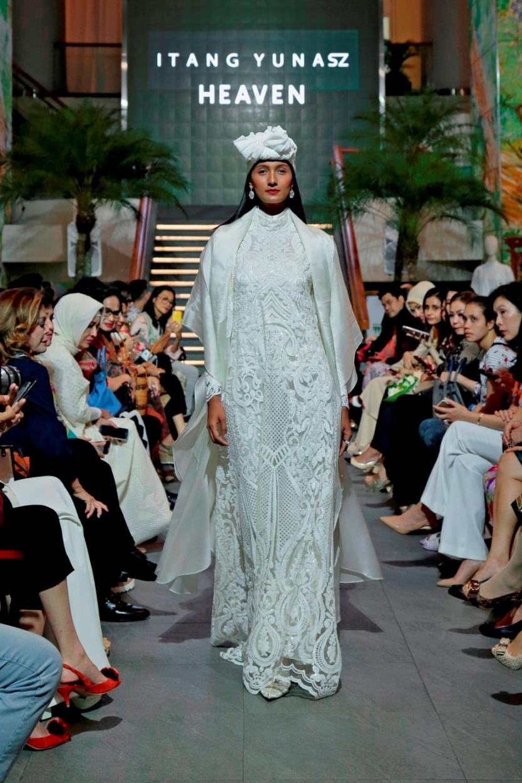 12 Desainer Ternama Pamer Koleksi Bernuansa Islami di Blessing of