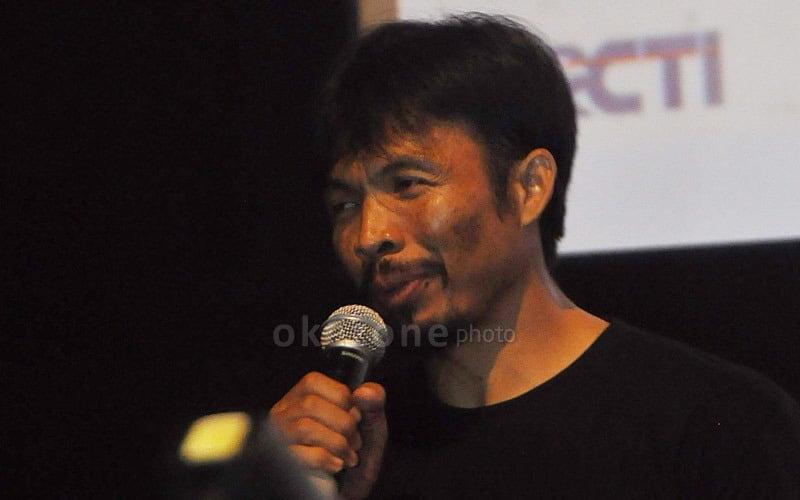Cecep Arif Rahman. (Foto: Okezone)