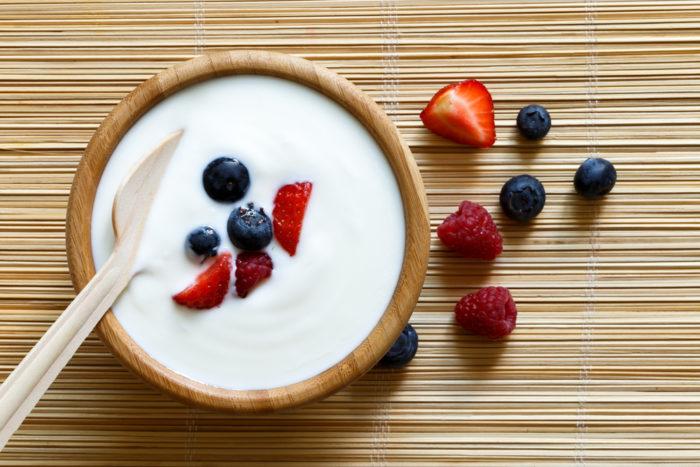 Yogurt (Shutterstock)