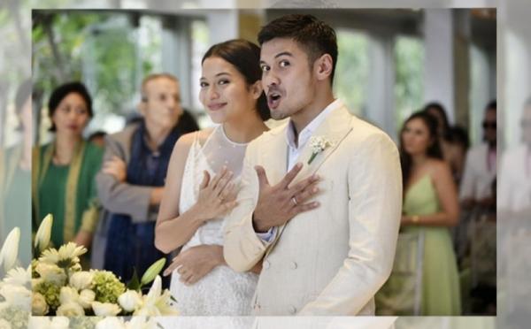 Chicco Jerikho dan Istri