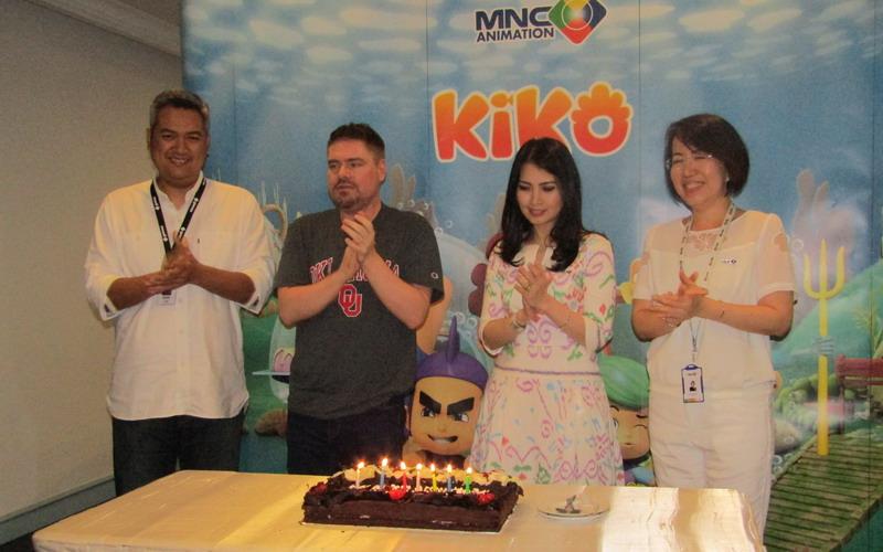 Perayaan ulang tahun MNC Animation