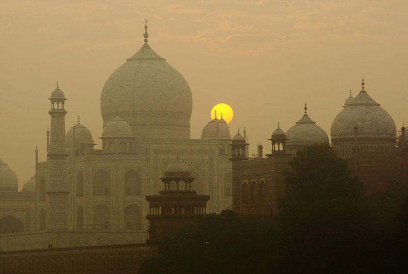 Polusi di India