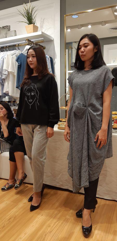Fashion 3 (Lidya/Okezone)