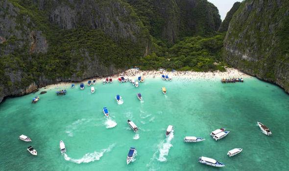 Pantai May Bay (Express)
