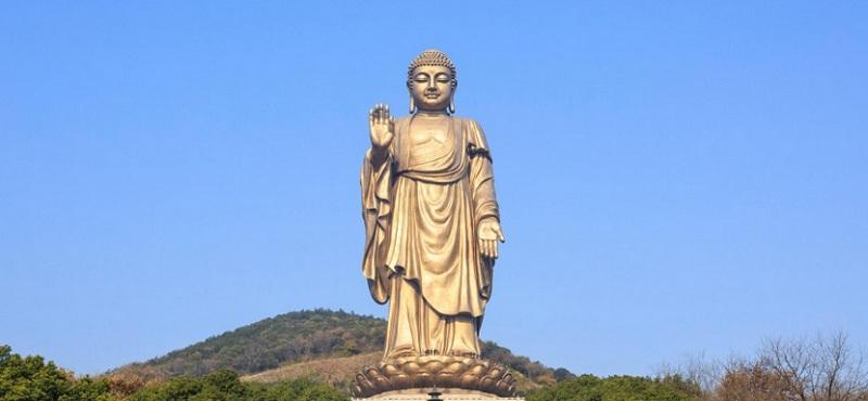 Spring Temple Buddha (SCMP)