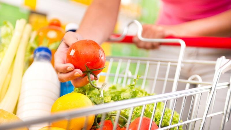 Belanja Makanan Sehat
