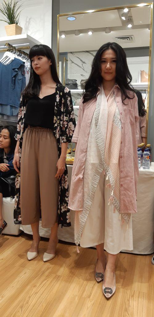 Fashion 2 (Lidya/Okezone)