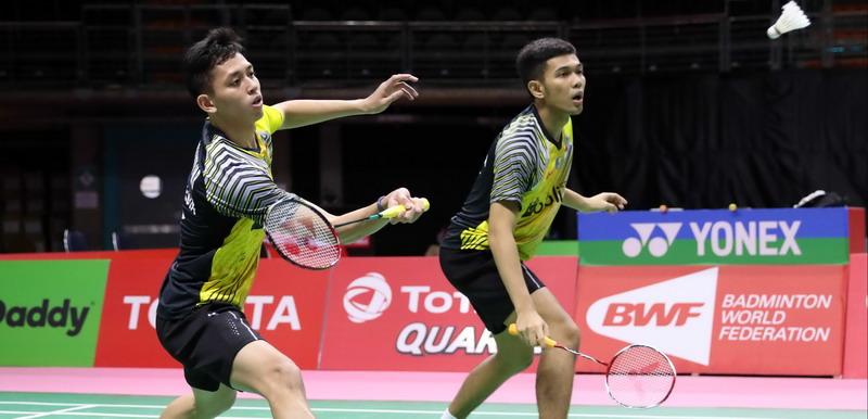 Fajar Alfian/Rian Ardianto (Foto: PBSI)