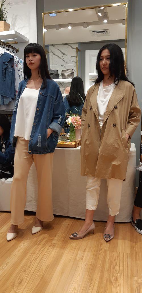 Fashion 4 (Lidya/Okezone)