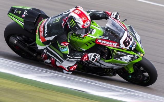 Pembalap Superbike Jonathan Rea