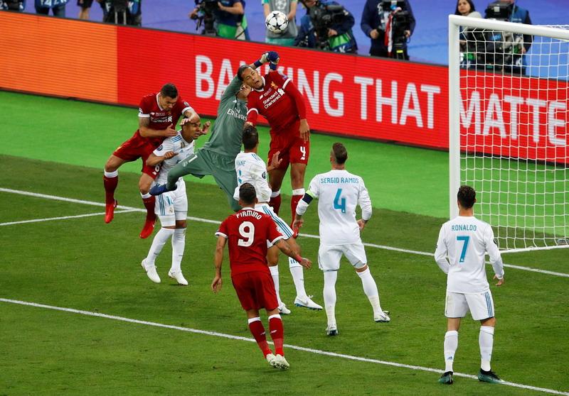 Liverpool vs Madrid