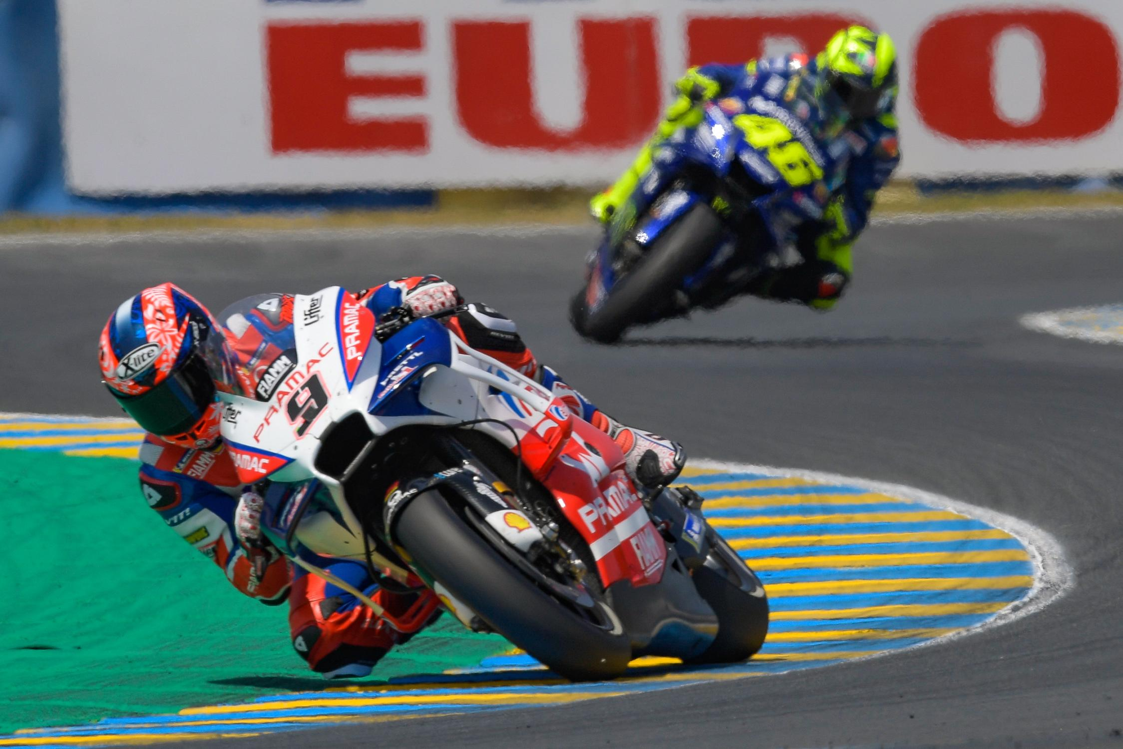 Danilo Petrucci (Foto: Laman Resmi MotoGP)