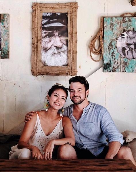 Aline Adita dan Suami