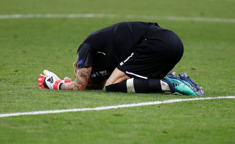 Loris Karius (Foto: Reuters)