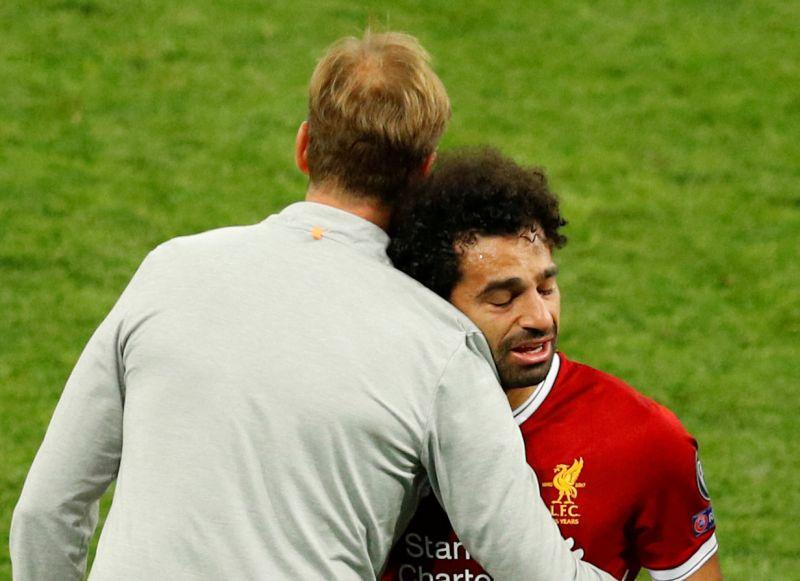 Mohamed Salah (Foto: Reuters)