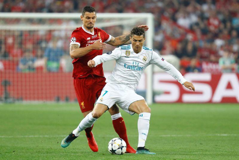 Dejan Lovren kontra Real Madrid (Foto: Reuters)