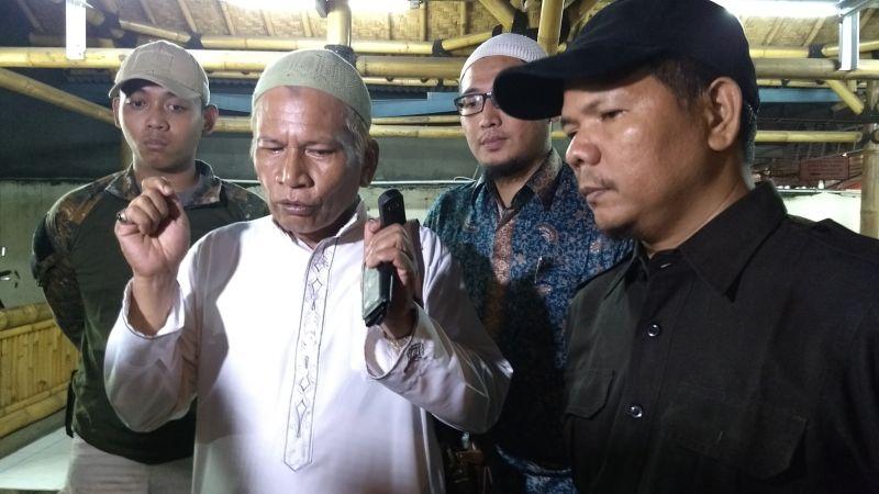 Pengakuan Pelaku Penyebar Hoax Perang Salib di Bekasi