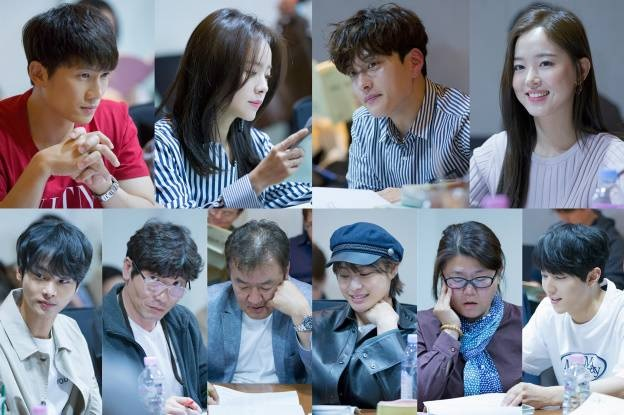 Script reading Wife I Know (Foto: tvN)