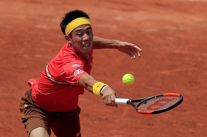 Kei Nishikori (Foto: Reuters)