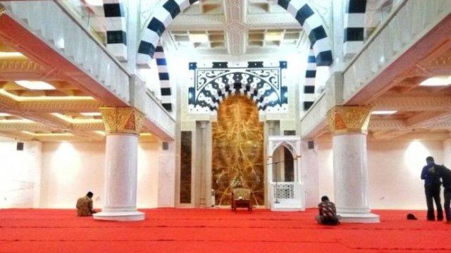 Masjid Suciati Saliman. (Foto: Ist)